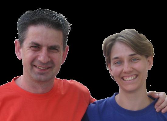 Katrin Knill und Jürgen Kipper - Fußball Flow Akademie