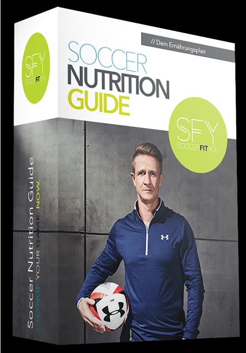 soccer nutrition guide
