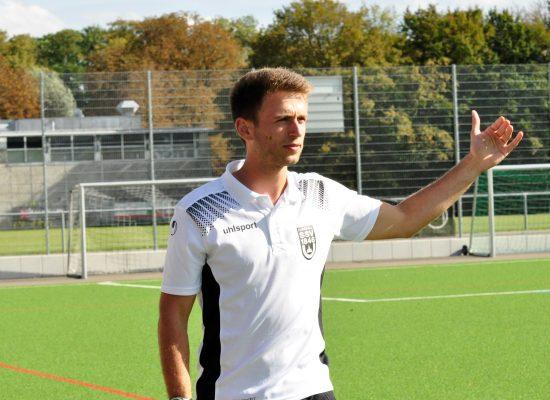 Einzeltraining Ulm, Fußballtraining Ulm, Simon Jans