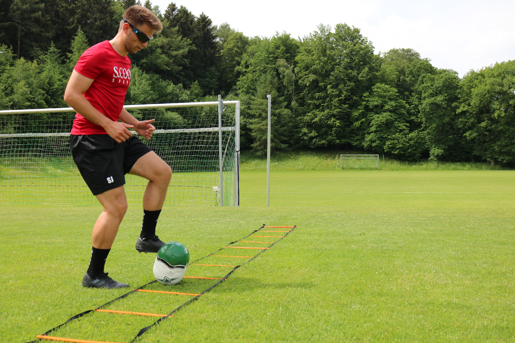 Soccerkinetics - multidimensionales Fußballtraining