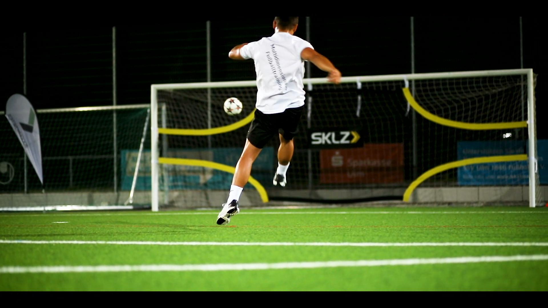Fußball Individualtraining - Einzeltraining Fußball Ulm
