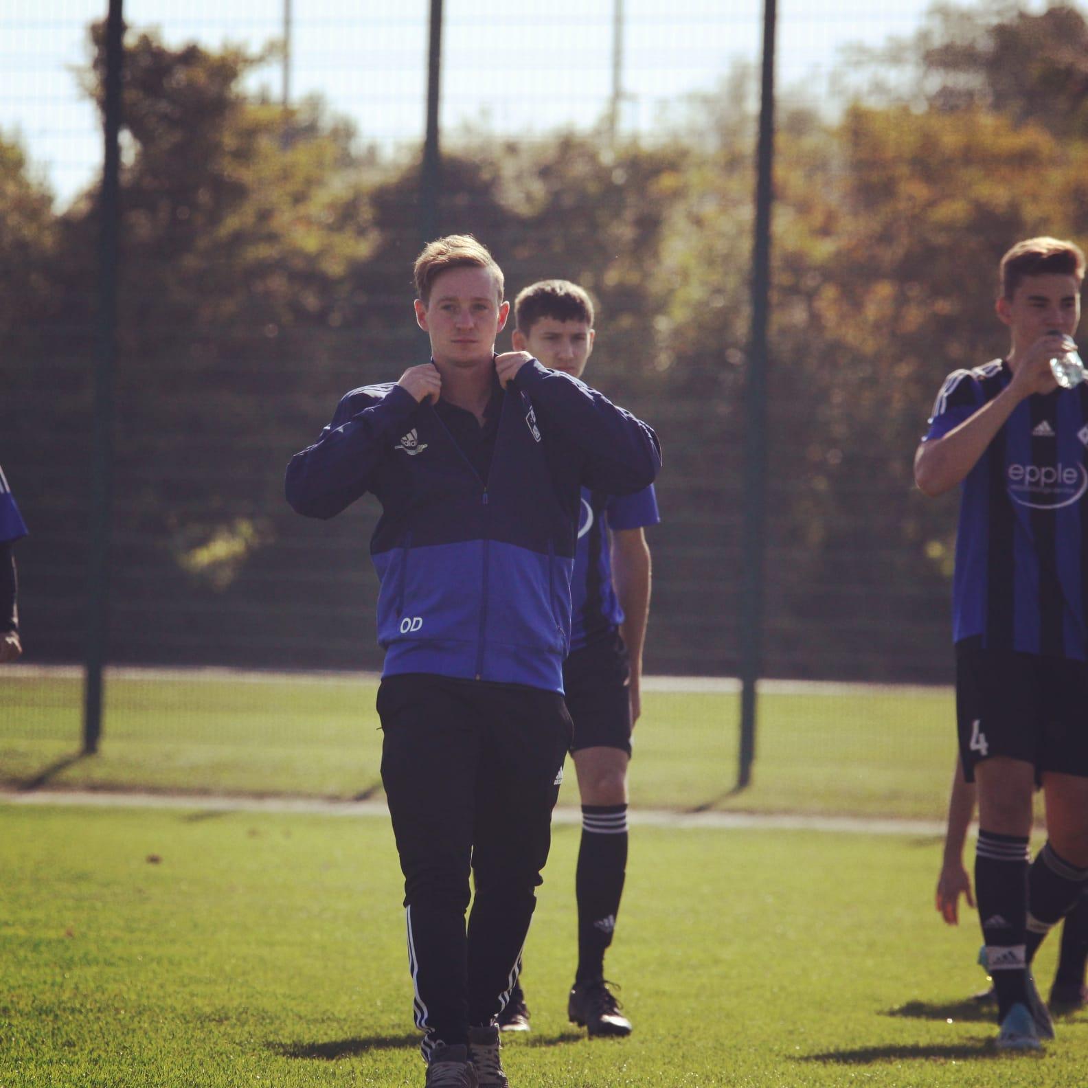 Fussball Individualtraining Ulm Memmingen, Oliver Demmeler, Rising Pro