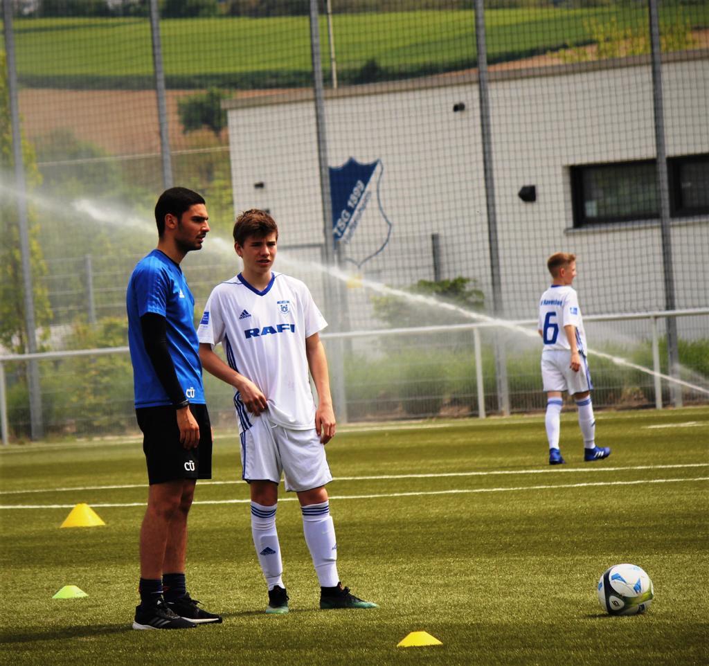 Can Ünal, Individualtraining Ulm Ravensburg Bad Saulgau Memmingen, Rising Pro, Fördertraining, Fussball