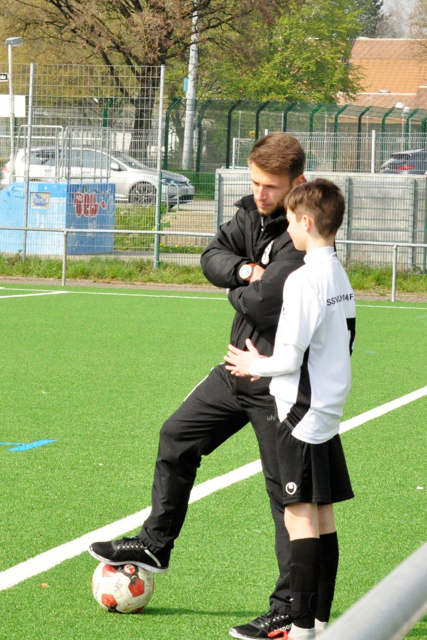 Fußball Individualtraining Ulm, Einzeltraining, Memmingen