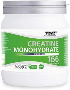 TNT Creatin Monohydrat Pulver, Empfehlung Rising Pro, Supplements für Fußballer, Nahrungsergänzungmittel Fußball