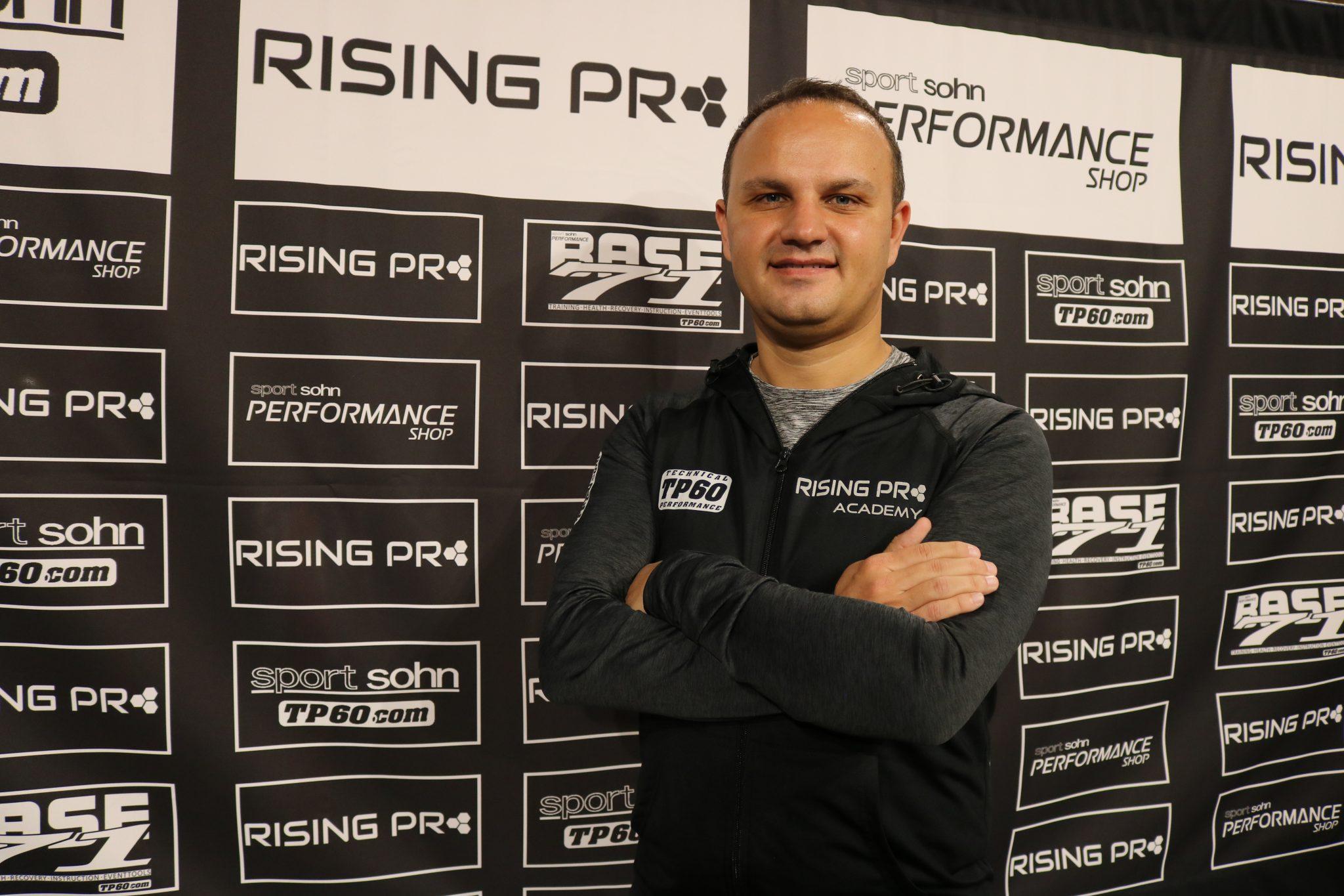 Sandi Franjic, Individualtraining Fußball, Ulm, Rising Pro