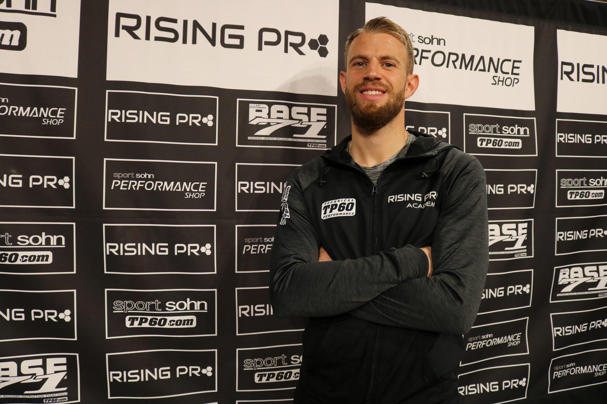 Johannes Reichert, Rising Pro, Fußball Einzeltraining, Ulm