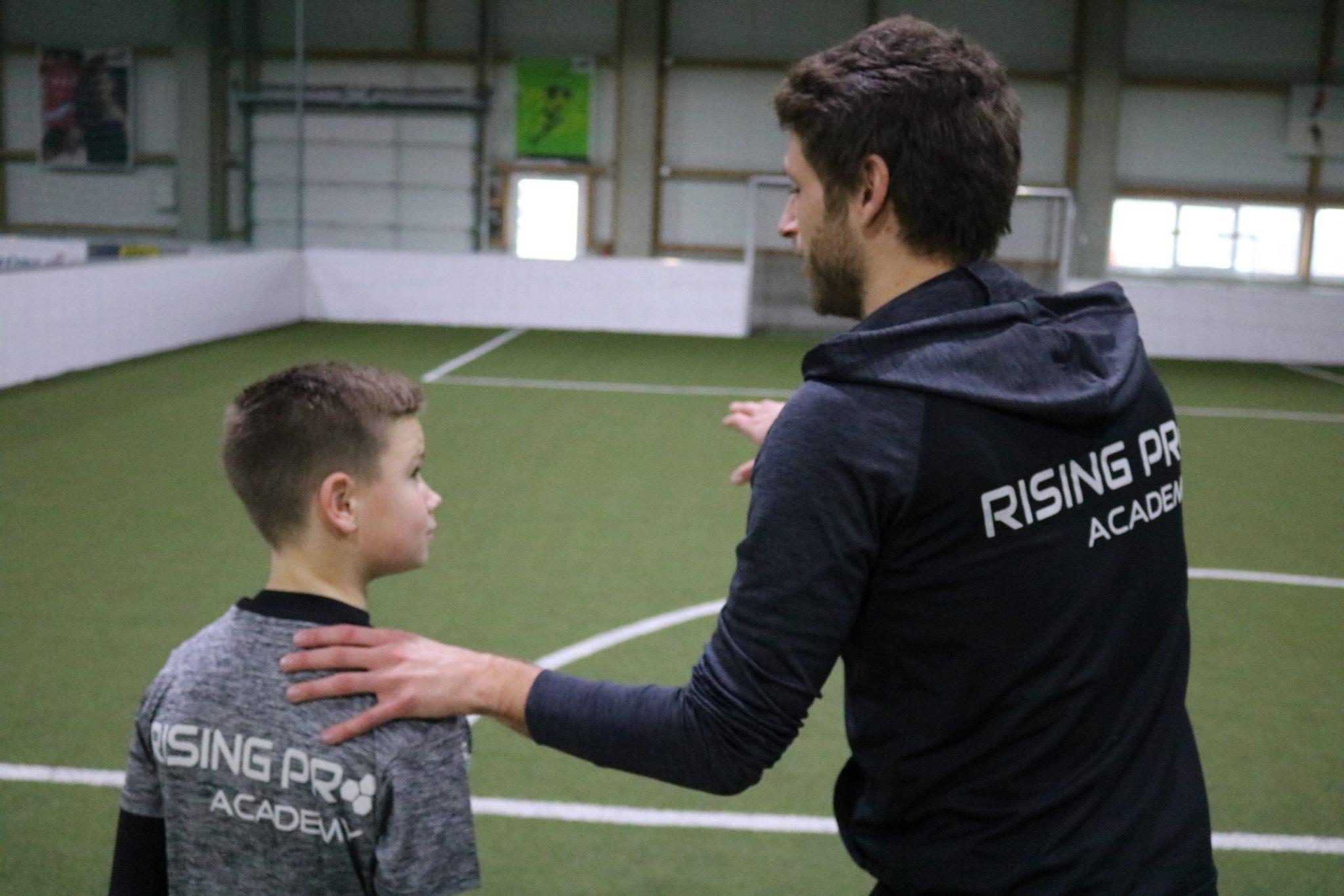 Fußball Mentaltraining Ulm, Rising Pro, Simon Jans