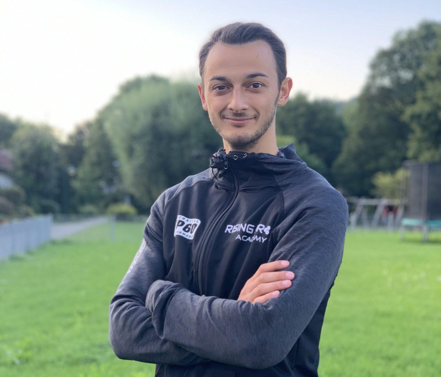 Agon Hehl, Techniktrainer und 1 gegen 1 Training Fußball, Rising Pro Academy