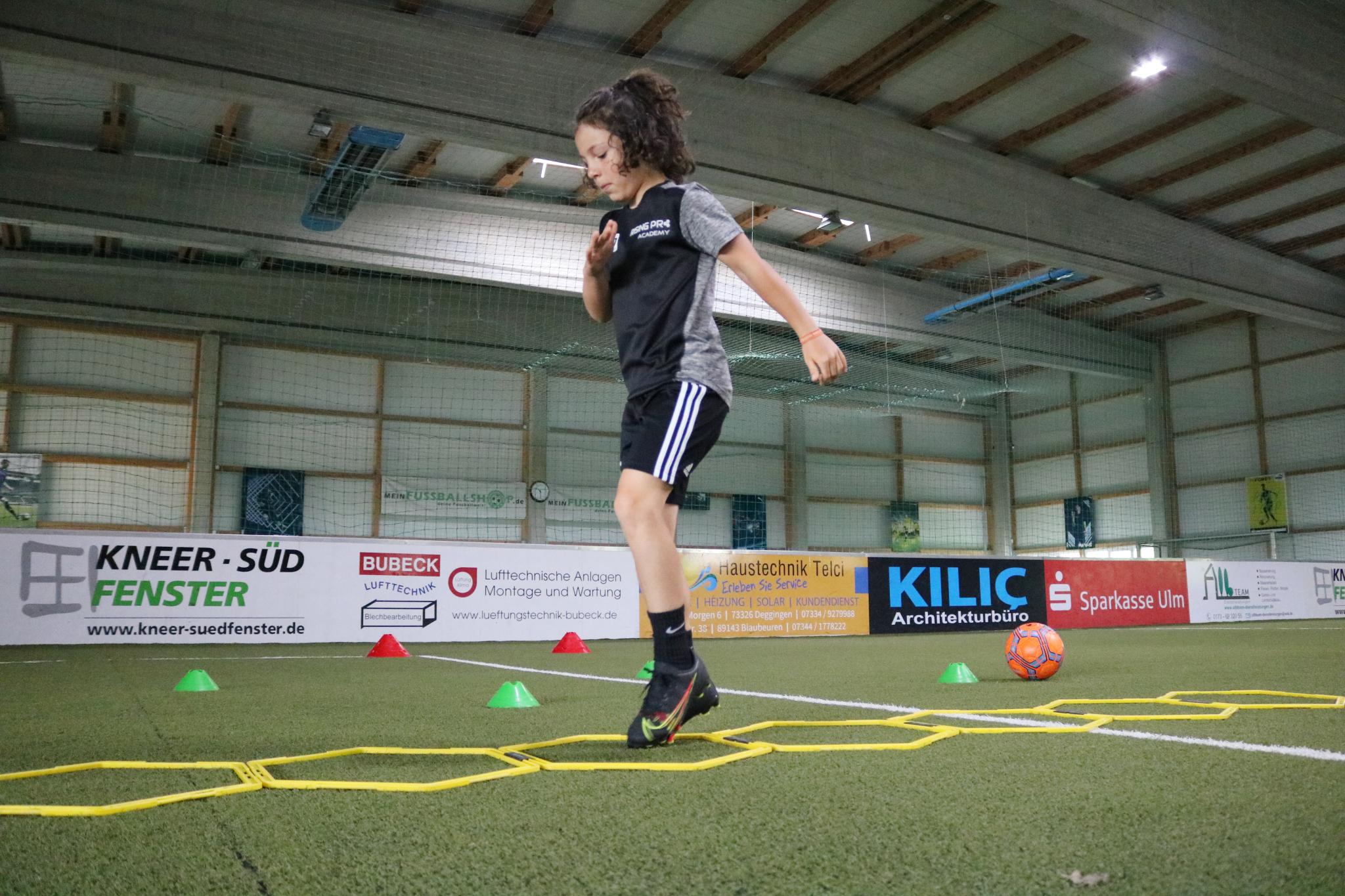 Flow Training Fußball, Mentale Stärke, Rising Pro