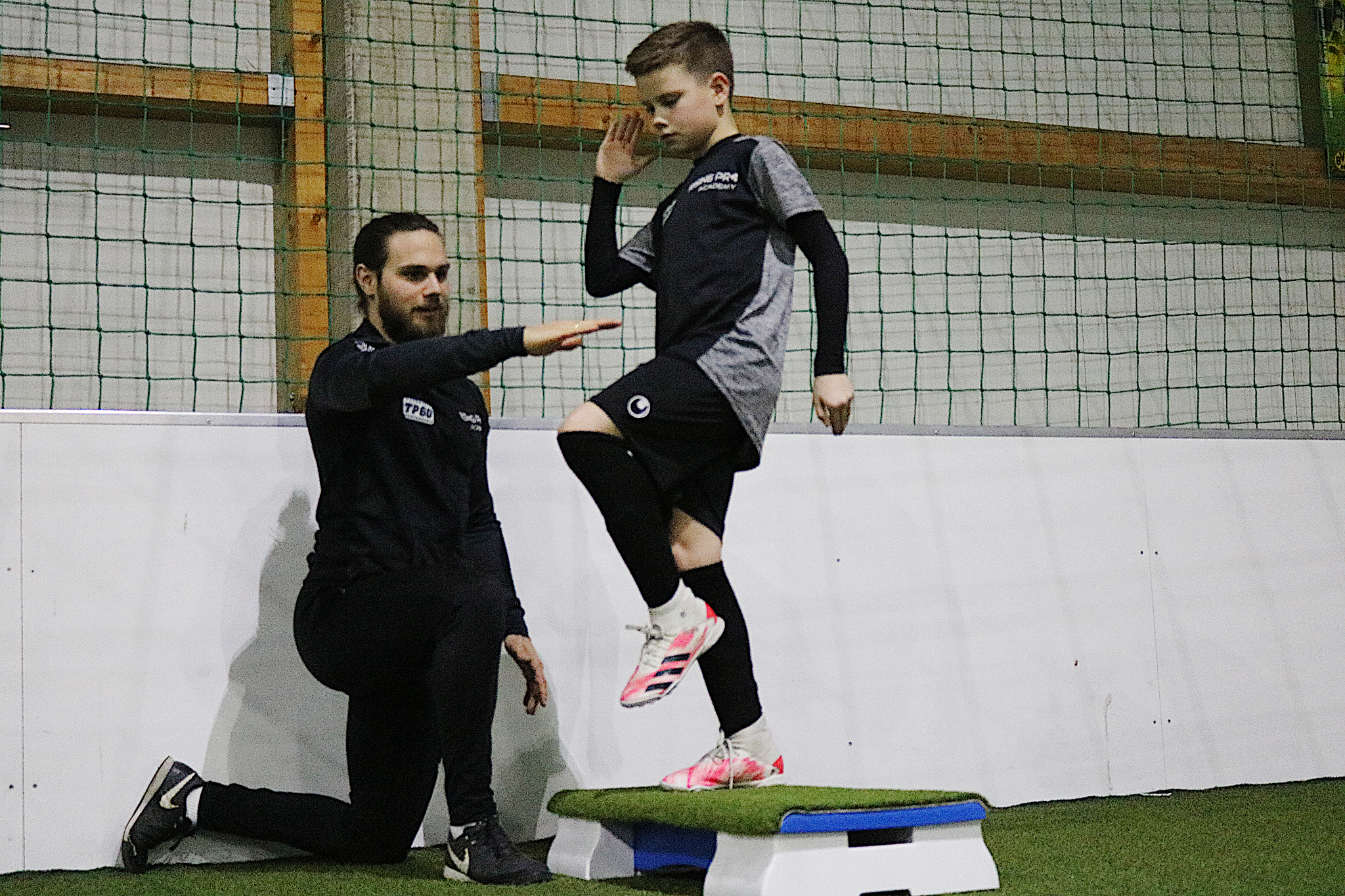 Athletiktraining Fußball Rising Pro Ulm